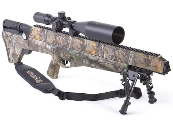 Benjamin Bulldog PCP Air Rifle Combo